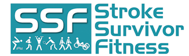 stroke survivor fitness logo